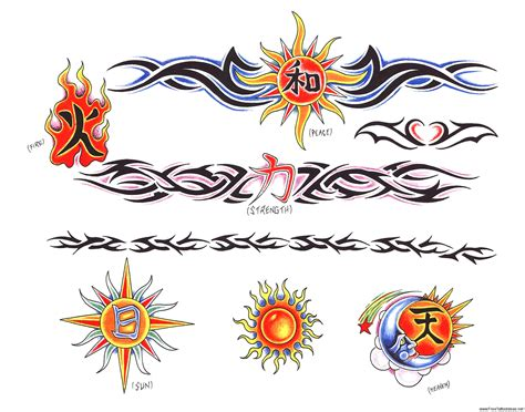 tribal armband tattoos meaning armband tattoos