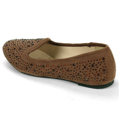 velvet flat shoes womens velvet loafers rhinestone embellished ballet flats