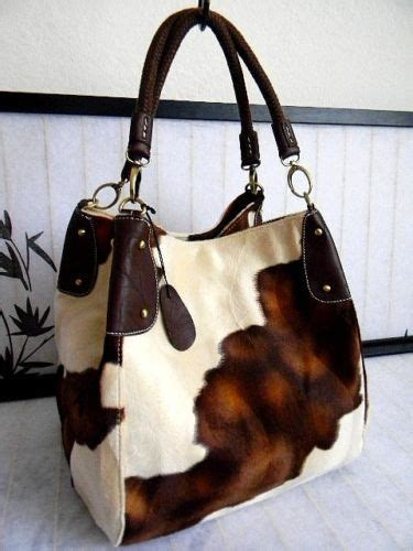 Cowhide Handbag - 17 best ideas about cowhide purse on western