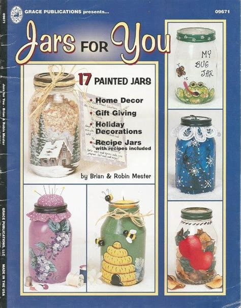 inexpensive decorative books 1000 images about painted bottles jars on pinterest