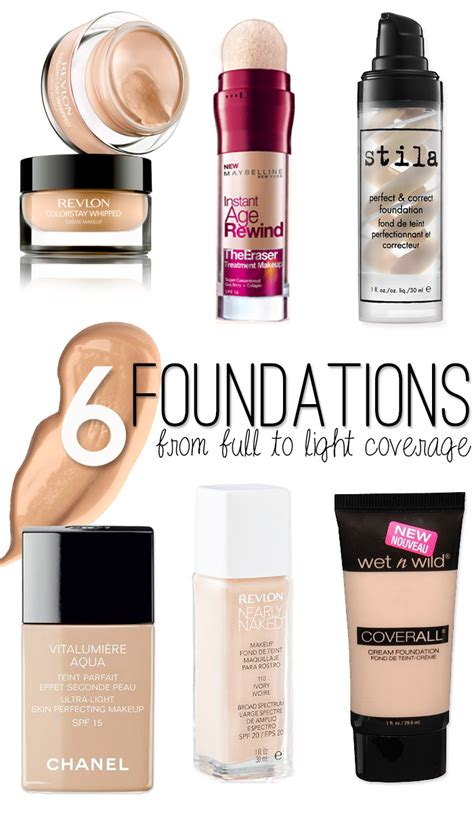 light coverage foundation for oily skin best foundation makeup light coverage mugeek vidalondon
