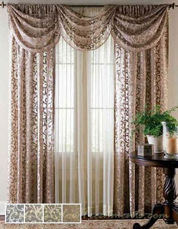 drape curtains over rods how to drape fabric over curtain rod window treatment