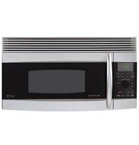 ge profile spacemaker 174 convection microwave oven