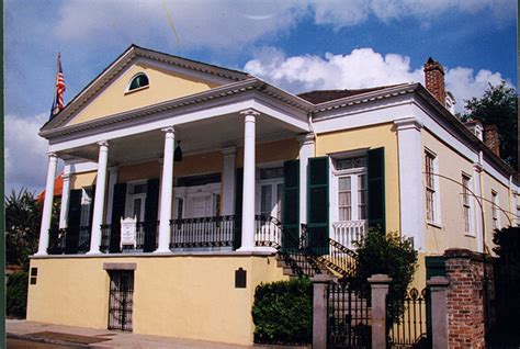 beauregard keyes house beauregard keyes house new orleans attraction