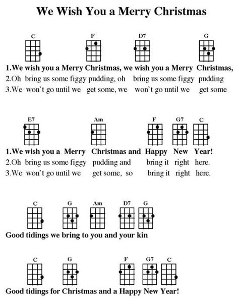 ukulele tabs easy christmas songs google search xmas