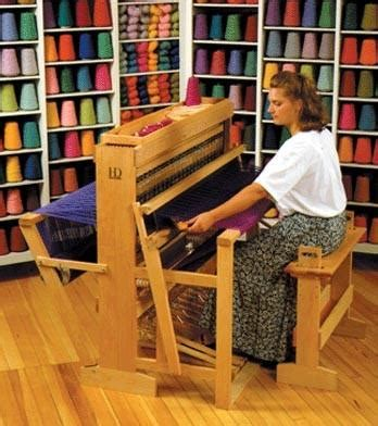 actual search result weaving looms for sale to harrisville designs 36 quot floor loom 8 harness 10 treadle