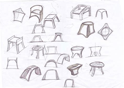 Sketches Exles by Types Of Sketching Adapt And Design