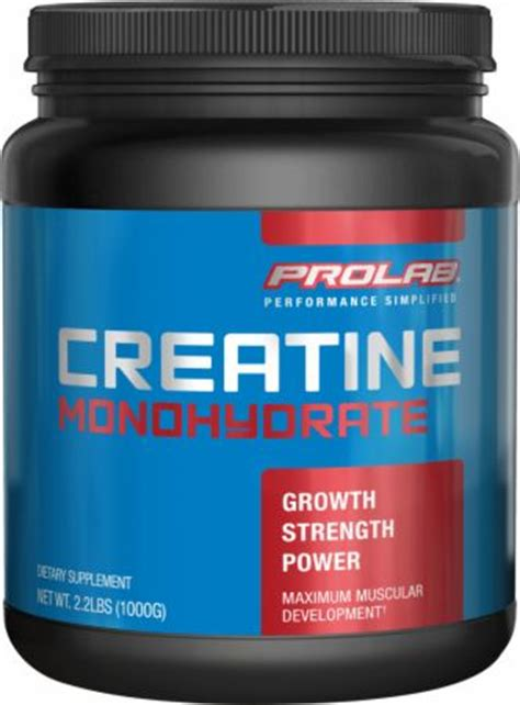 creatine monohydrate for prolab creatine monohydrate at bodybuilding best