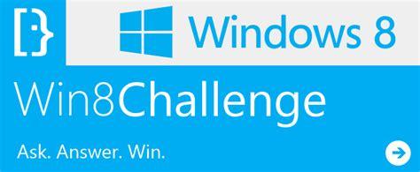 windows challenge user