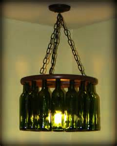 Diy Bottle Chandelier Wine Bottle Diy 5 Things To Make Bob Vila