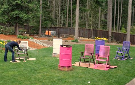 Spray Paint For Outdoor Furniture by Hey Honey I Spray Painted All The Patio Furniture Do You