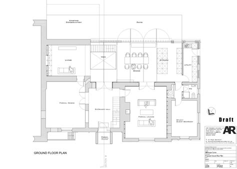 arkansas house plans the glass house winchester by ar design studio plan 03 ideasgn