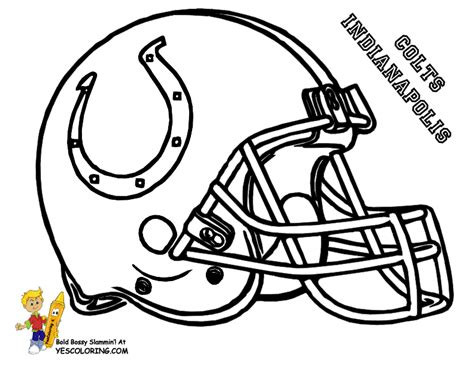 Nfl Team Coloring Pages nfl team logos coloring pages