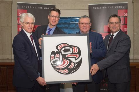 Executive Mba Simon Fraser by Bmo Donates 500 000 To Sfu Beedie To Support Indigenous