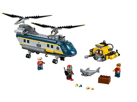 Sale Lego City Sea Helicopter sea helicopter lego shop