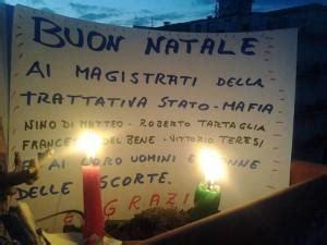 le candele palermo minacce ai magistrati cinquemila candele per cancellare