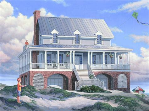 House Plans Coastal by Small Coastal House Plans House Plans On Pilings