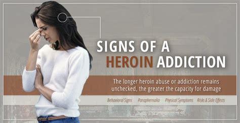 Detox Heroin Symptoms by Contact Us