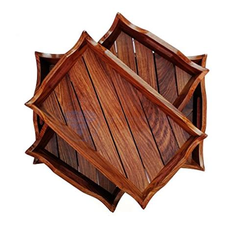 nagina international nagina international top 25 wooden serving trays