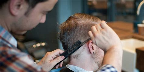how to professionally cut hair how can get the best haircut business insider