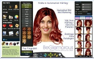 testa frisyrer  ladda upp din bild beglamorouscom
