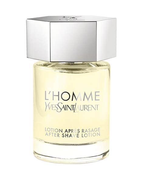 shop yves saint laurent lhomme libre aftershave for men yves saint laurent l homme aftershave lotion gibbs and
