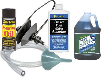 winterizing a sterndrive boat winterizing kit for diesel engine with sterndrive unit