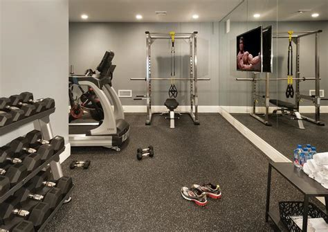 exercise room flooring basement design decor photos pictures ideas inspiration paint colors and remodel page 1