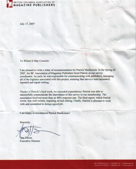 Recommendation Letter For Student Loan Njyloolus Letter Of Recommendation Sle For Student