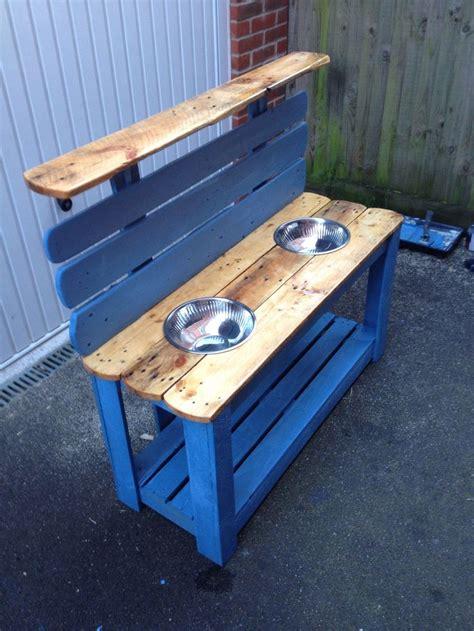 i love kitchens clear as mud children s wooden pallet mud kitchen classroom