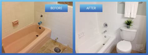 refinish bathtub and tile miami bathtubs