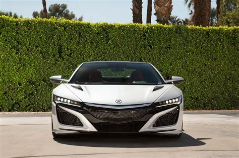 2018 acura nsx reviews research nsx prices specs