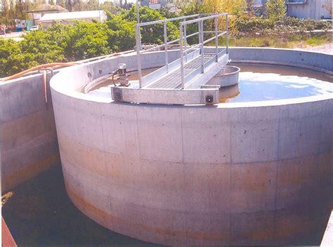 vasche di sedimentazione sedimentazione