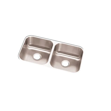 elkay avado undermount stainless steel 32 in double bowl elkay dayton undermount stainless steel 32 in double bowl
