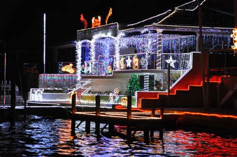 perth christmas lights