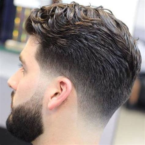 tapper curly haircut styles the taper fade haircut types of fades hairstyles hair