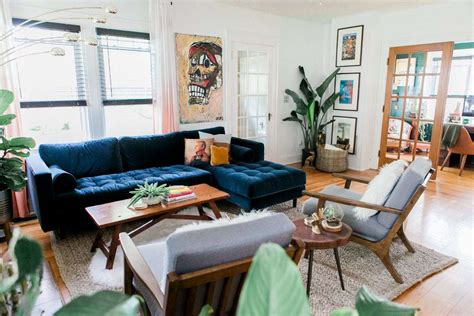 eclectic home toursummer  jessica brigham