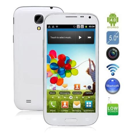 clone mobile samsung galaxy s4 clone mobile with free bluetooth 4gb