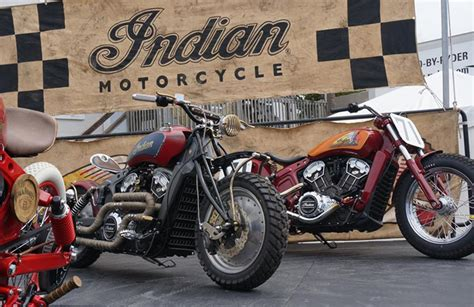 Indian Motorcycle Kept Riders Rolling During The 75th