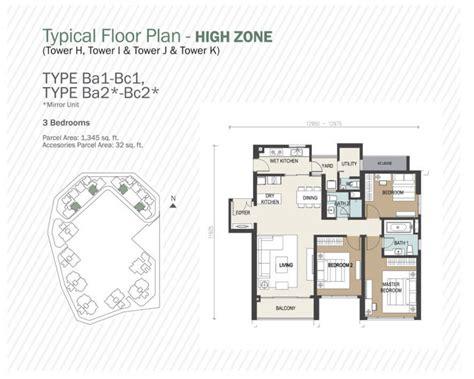 floorplan or floor plan review for agile mont kiara dutamas propsocial