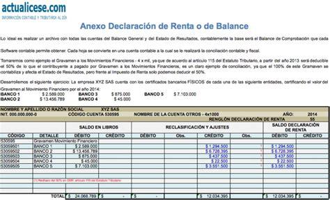 impuesto complementario en panama 2016 declaraci 243 n de renta modelos y formatos