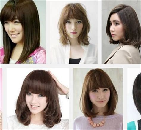 tutorial rambut pendek ke sekolah cara menata rambut tipis sebahu ikal pendek untuk ke pesta