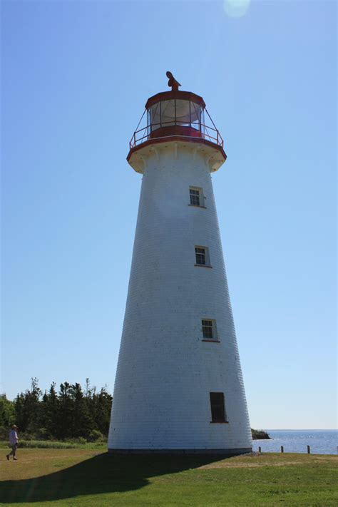 list of lighthouses in prince edward island