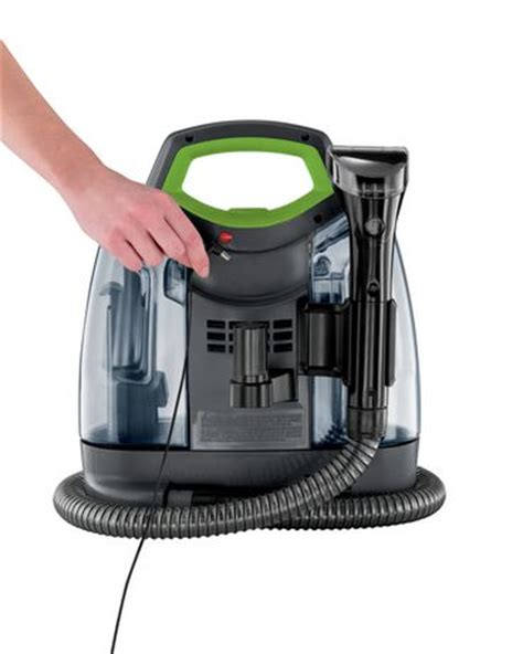 bissell upholstery cleaner walmart bissell spotclean cordless carpet and upholstery cleaner
