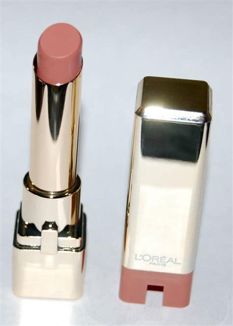 L Oreal Color Riche l oreal colour riche caresse lipstick color sheer linen 181