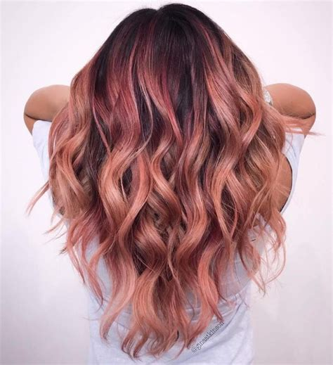 gold hair color trend 2018 hair color trends gold iconweld