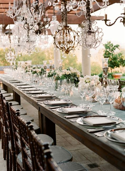southern themed dinner southern style wedding ideas