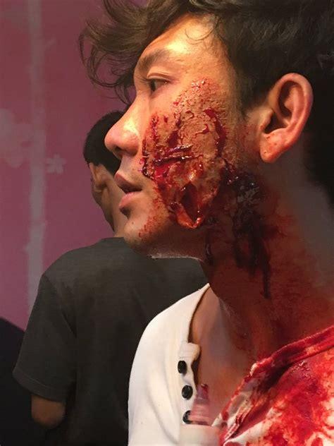 film horor indonesia rumah darah siap siap merinding denny sumargo berdarah darah demi