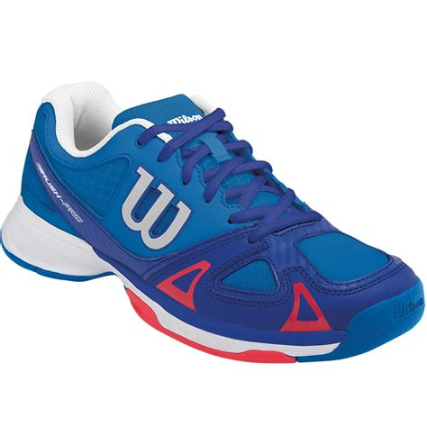 wilson tennis shoes wilson junior tennis shoe blue