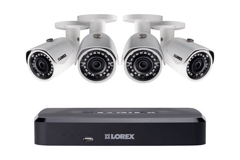 hd ip system 2k ip security system with 8 channel nvr and 4 hd